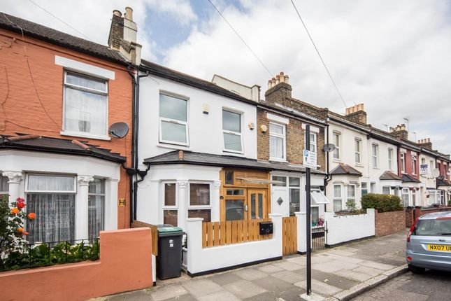 Thumbnail Terraced house to rent in Malvern Road, London