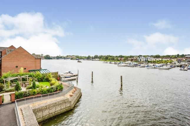 Thumbnail Flat for sale in 100 Riverdene Place, Bitterne Park, Southampton