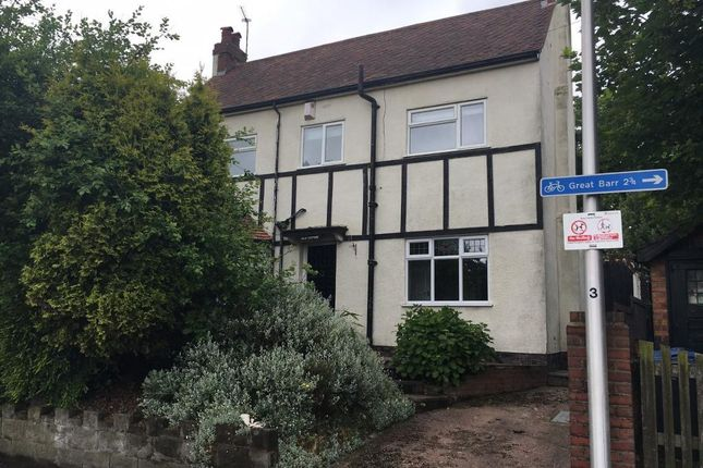 Thumbnail Detached house to rent in Church Vale, West Bromwich, West Midlands