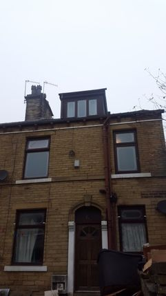 Thumbnail Terraced house to rent in Clive Terrace, Bradford