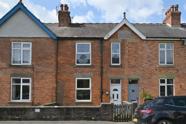 2 bed terraced house for sale in Canterbury Terrace, Wirksworth DE4