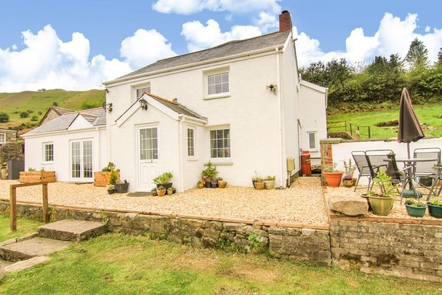Thumbnail Detached house for sale in The Tilla, Gilwern, Abergavenny