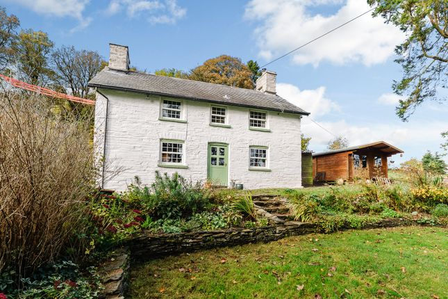 Thumbnail Detached house for sale in St. Harmon, Rhayader