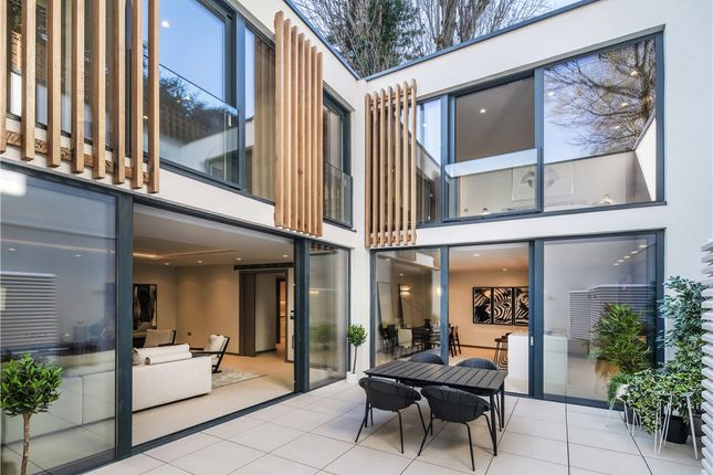 Thumbnail Mews house for sale in Manor Mews, Abbey Road, St John's Wood, London