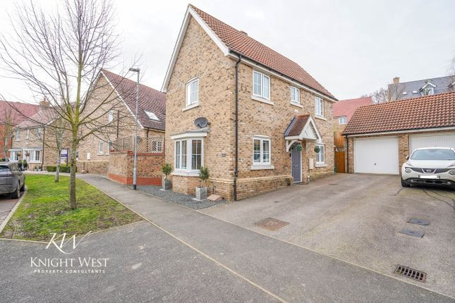 3 bed detached house for sale in Spindle Street, Colchester CO4
