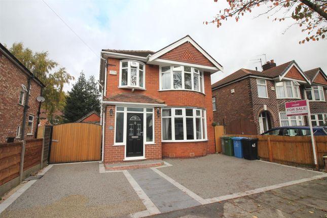 3 Bedroom Homes For Sale In Glastonbury Road Stretford