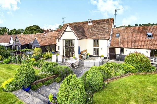 Thumbnail Semi-detached house for sale in Park Street, Thaxted, Dunmow, Essex
