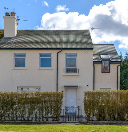 Thumbnail End terrace house to rent in 39 Garthdee Drive, Aberdeen