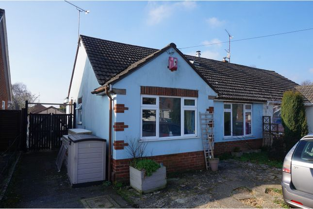 Thumbnail Semi-detached bungalow for sale in St. Martins Road, Poole