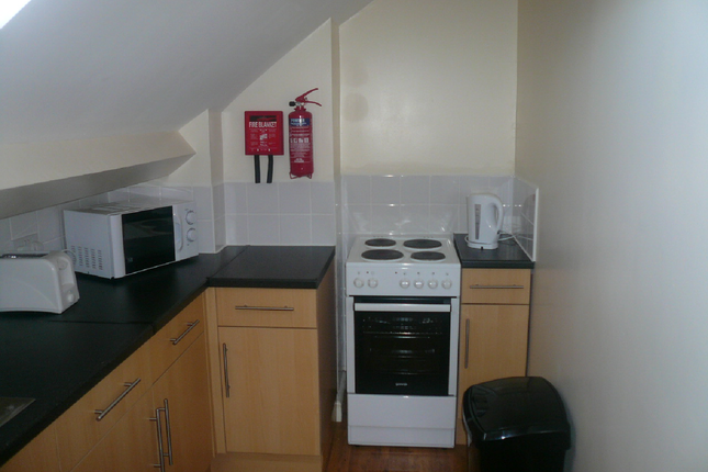 Thumbnail Flat to rent in Nimi Halls, Flat 4, 84 London Road, Leicester