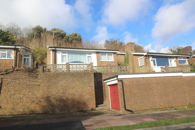 Thumbnail Detached bungalow for sale in Hill Road, Old Town, Eastbourne