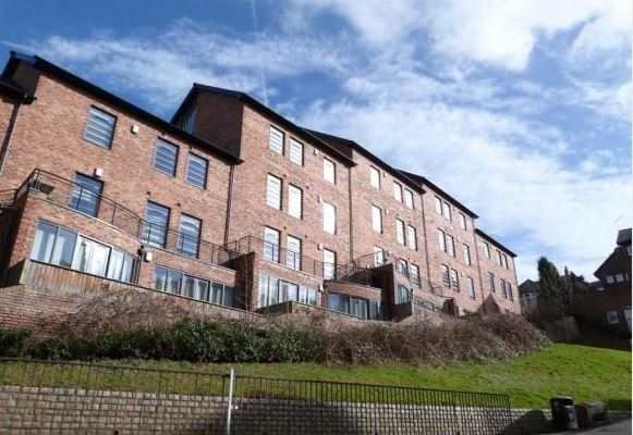 2 bed flat to rent in Finney Terrace, Durham DH1