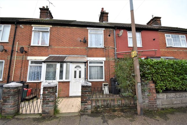 2 bed terraced house for sale in Clarkes Road, Dovercourt, Essex CO12