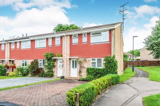 Thumbnail End terrace house for sale in Cedar Close, Burgess Hill