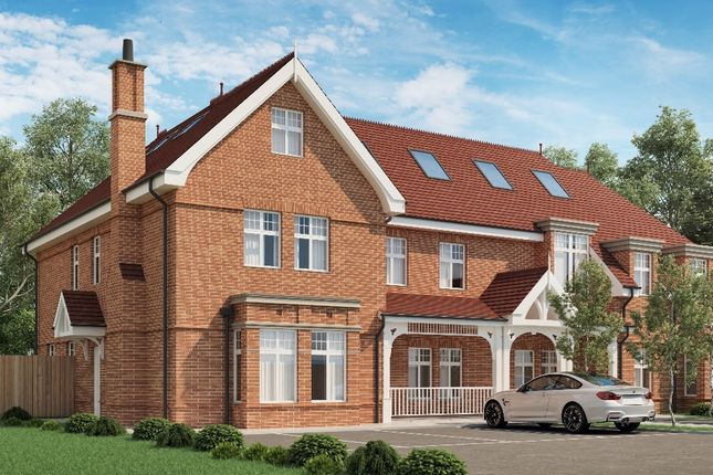 Thumbnail Mews house for sale in Leatherhead Road, Oxshott, Leatherhead