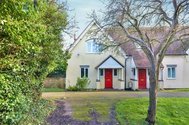 Thumbnail End terrace house for sale in Old School Mews, High Street, Yardley Gobion