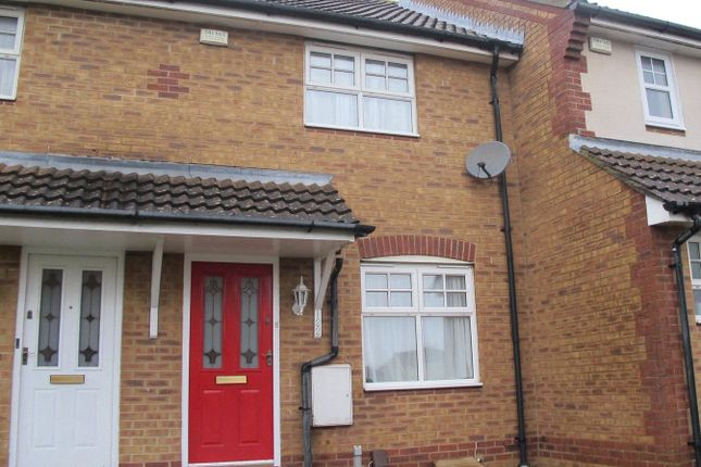 Thumbnail Terraced house to rent in 122 Magennis Close, Gosport, Hampshire
