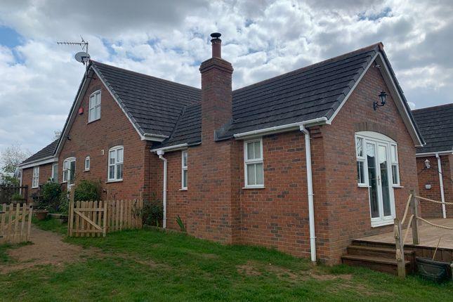 Thumbnail Detached house for sale in Ivy Lane, Great Brickhill, Milton Keynes