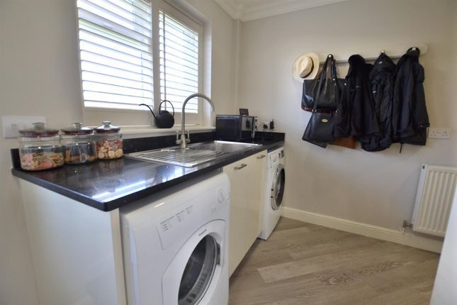 Utility Room of Cotes Road, Barrow Upon Soar, Leicestershire LE12