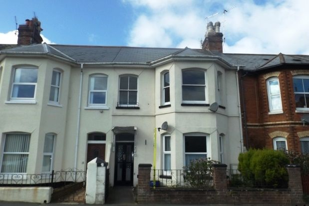 Thumbnail Flat to rent in Imperial Road, Exmouth