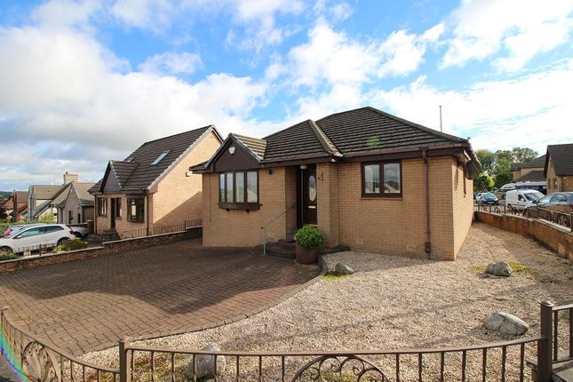 Thumbnail Detached bungalow for sale in Mclaughlan View, Harthill
