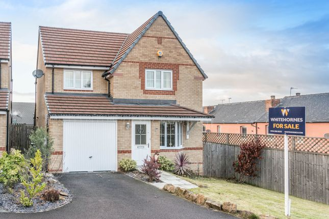3 bed detached house for sale in Brownlee Close, Brinsworth, Rotherham