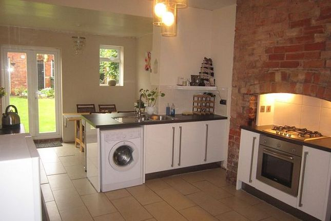 Thumbnail Terraced house to rent in Silver Street, Stainforth, Doncaster