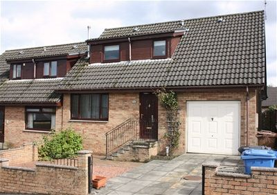 Thumbnail Semi-detached house to rent in Old Mill Grove, Whitburn, Whitburn