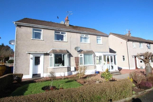 Thumbnail Semi-detached house for sale in Barlae Ave, Waterfoot, East Renfrewshire
