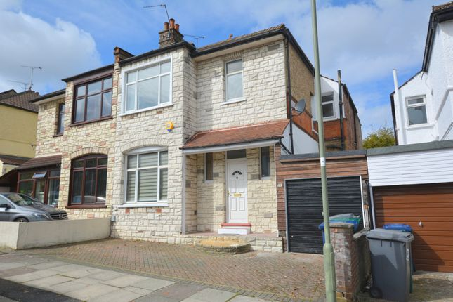 4 bed semi-detached house for sale in Rowsley Avenue, London