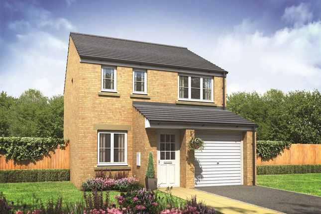 "Thumbnail Semi-detached house for sale in ""The Rufford"" at Heol Y Parc, Cefneithin, Llanelli"