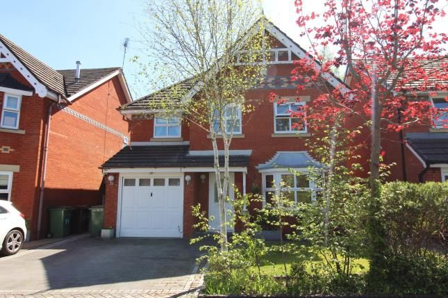 Thumbnail Detached house for sale in Cheadle Wood, Cheadle Hulme, Cheadle, .