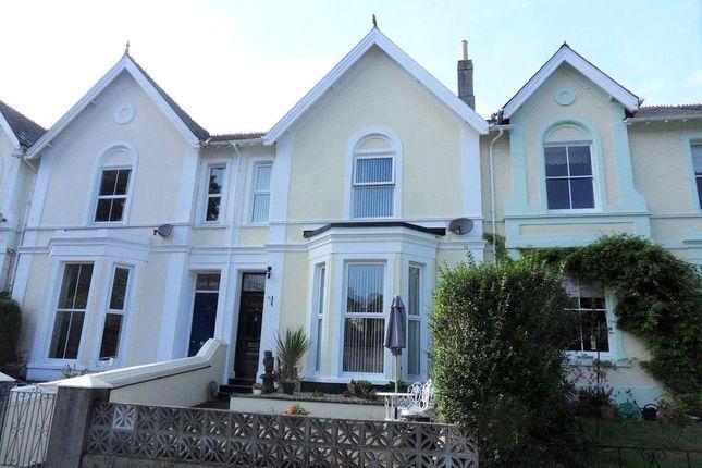 Thumbnail Terraced house to rent in Ilsham Road, Wellswood, Torquay, Devon