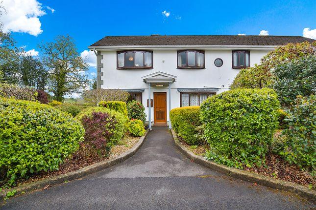 Thumbnail Detached house for sale in Dyffryn, Bryncoch, Neath