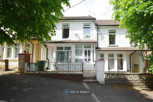 Thumbnail Terraced house to rent in Bertha Street, Treforest