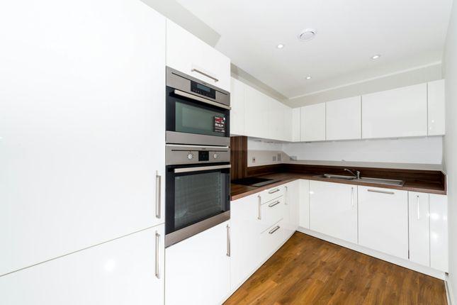 Kitchen of Waterside Park, Waterside Heights, Royal Docks E16