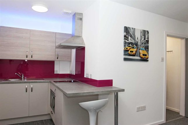 Thumbnail Flat to rent in Emmanuel House, Studio 8, 179 North Road West, Plymouth