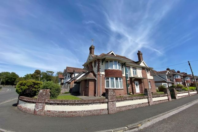 Thumbnail Detached house for sale in St. Aubyns Avenue, Uphill, Weston-Super-Mare