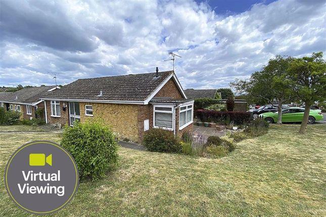 Thumbnail Detached bungalow for sale in Bideford Green, Leighton Buzzard