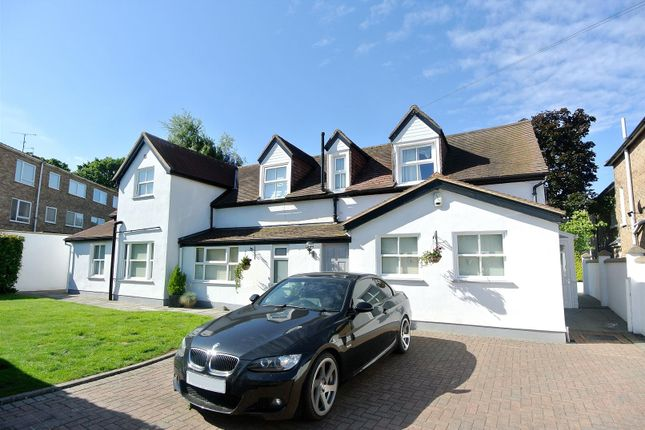 Thumbnail Detached house for sale in Princes Road, Weybridge