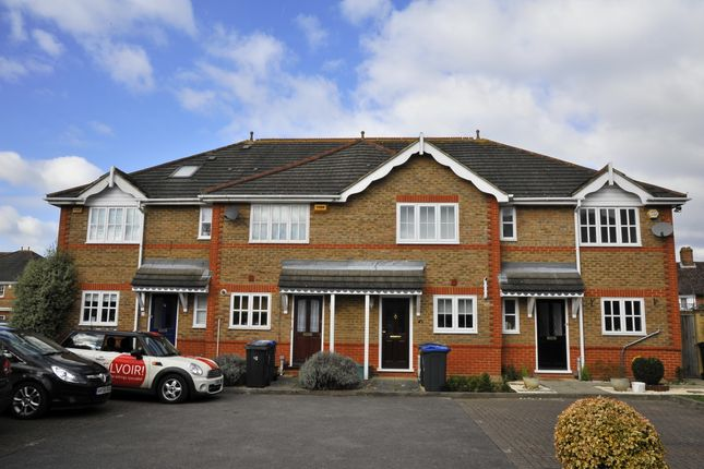 Thumbnail End terrace house to rent in Archdale Place, New Malden