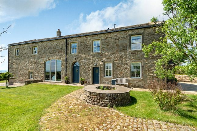 5 bed detached house for sale in Bookilber Barn, Near Settle, North Yorkshire BD23