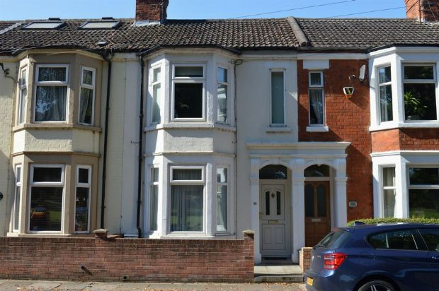 Thumbnail Terraced house to rent in St James Park Road, St James, Northampton