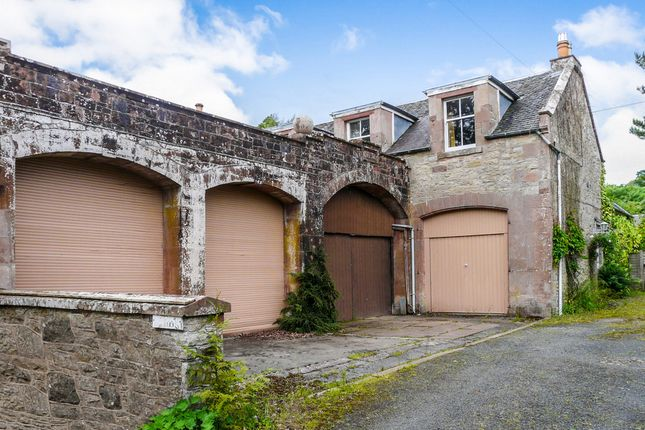Thumbnail Flat for sale in Craigmount Park, Minto, Hawick, Scottish Borders
