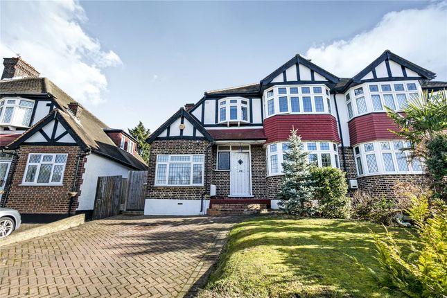 4 bed semi-detached house for sale in Braeside, Beckenham
