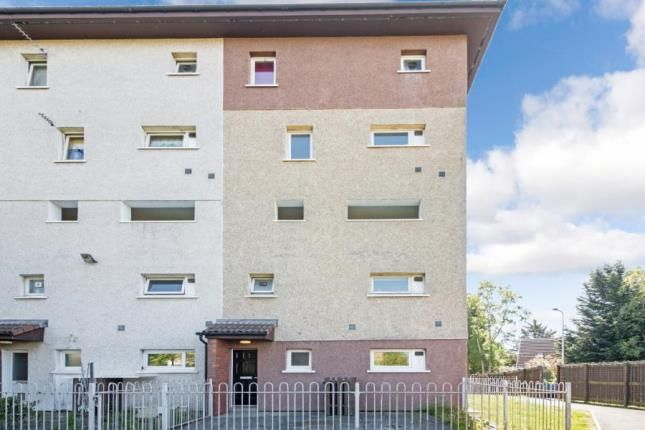 Exterior of Swallowtail Court, Dundee, Angus DD4