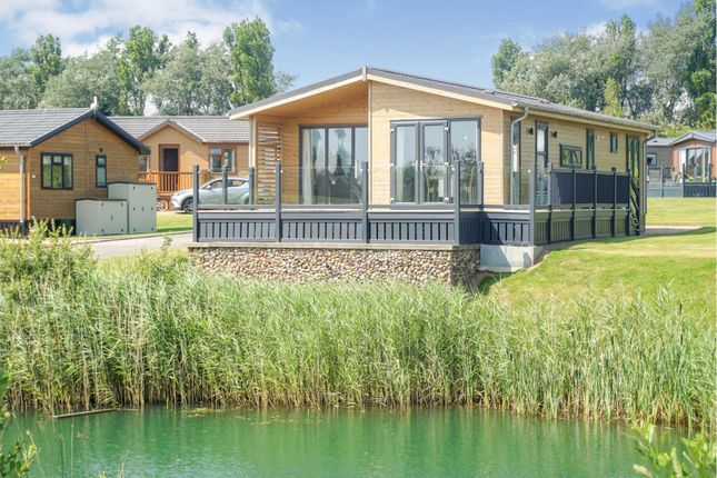 Thumbnail Lodge for sale in Starcarr Lane, Driffield
