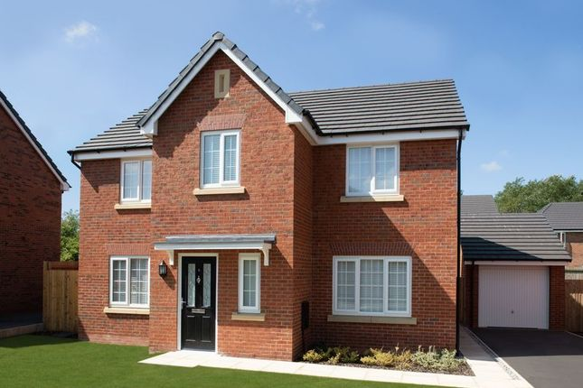 Thumbnail Detached house for sale in Almond Brook Road, Standish, Wigan