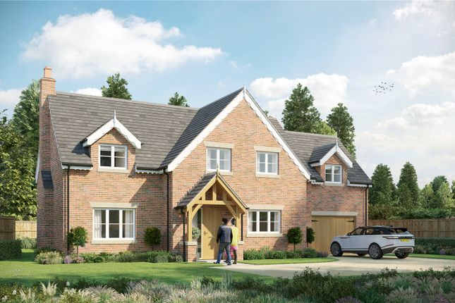 Thumbnail Detached house for sale in Brooms Lane, Kelsall, Tarporley, Cheshire