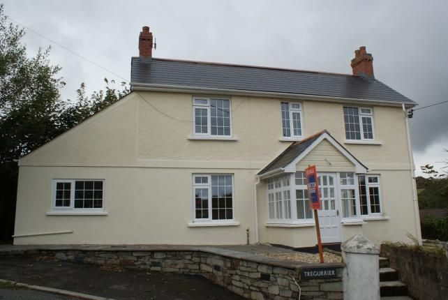 Thumbnail Detached house for sale in St. Neot, Liskeard, Cornwall